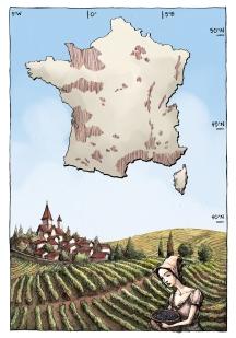M08 Mapa Francia